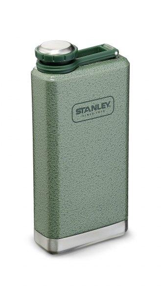 Taschenflasche Stanley Big Steel Flask olivgrün 236 ml