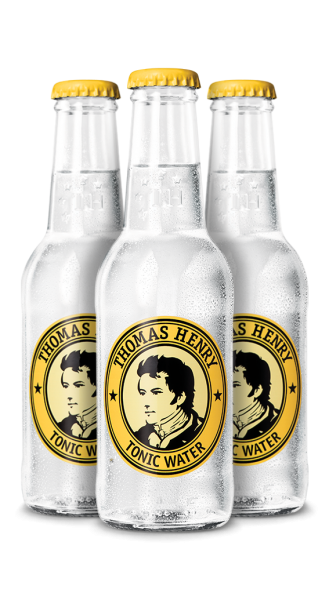 Thomas Henry Tonic Water (3 x 0,2 l)